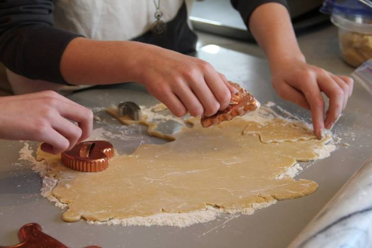 cookiemaking